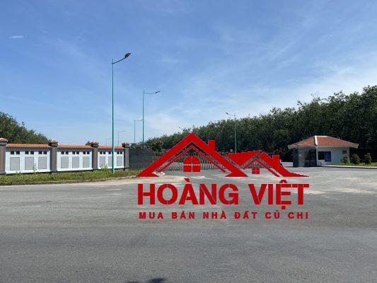 Nghĩa trang Thành Phố Hồ Chí Minh - Huyện Củ Chi