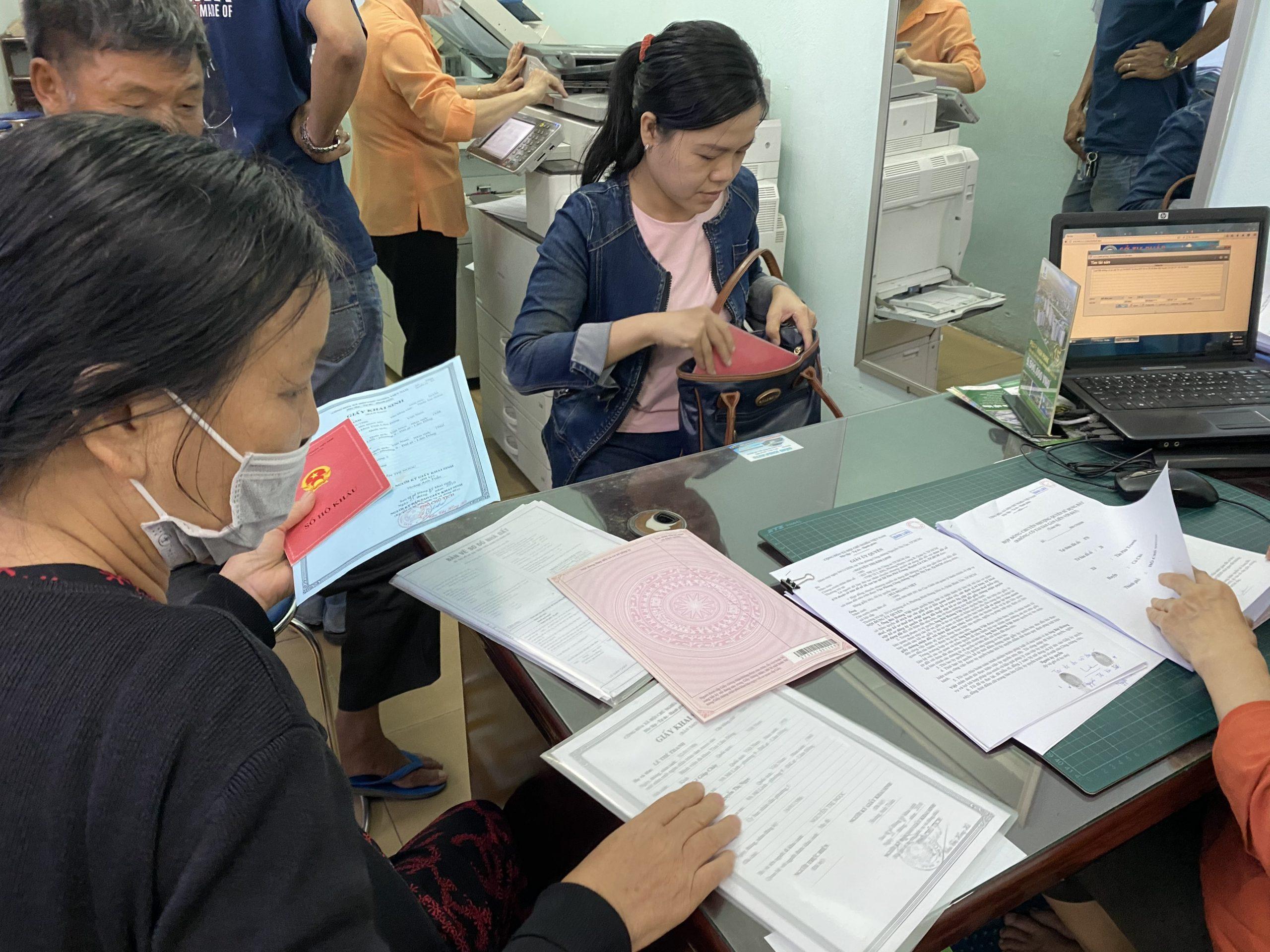 Nhà Đất Củ Chi - BĐS Hoàng Việt nơi làm thủ tục giấy tờ uy tín nhất Củ Chi