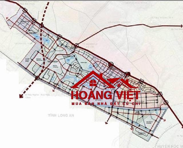 Bản đồ quy hoạch đường giao thôngTây Bắc