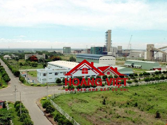khu công nghiệp Đông Nam đang phát triển mạnh