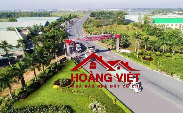 Tầm quan trọng của khu công nghiệp Tân Phú Trung đối với Củ Chi