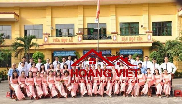 Trường trung học phổ thông Phú Hòa