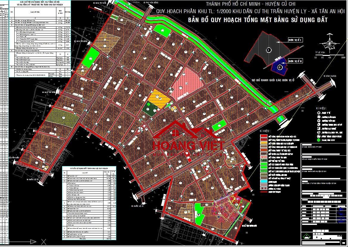 bản đồ quy hoạch củ chi