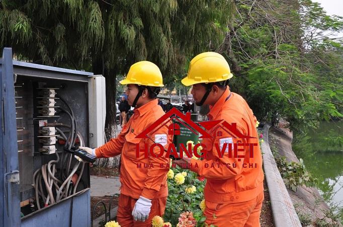 Hướng dẫn cấp điện trở lại khi bị cắt điện ở Củ Chi