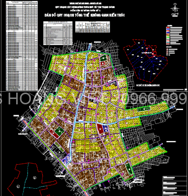 bản đồ quy hoạch xã Tân Thạnh Đông